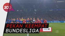 Bayern Munich Sempurna, Herta Berlin Posisi Dua