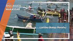 Lomba Balap Perahu, Makassar