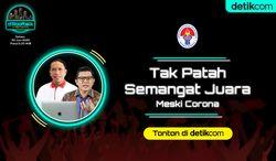 dRooftalk: Tak Patah Semangat Juara Meski Corona