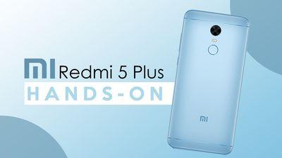 Lebih Dekat dengan Redmi 5 Plus yang Memikat Mata
