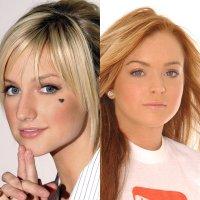 Ashlee Simpson Rebut Pacar Lindsay Lohan