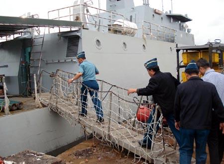 2 Kapal Patroli Cepat Siap Meluncur