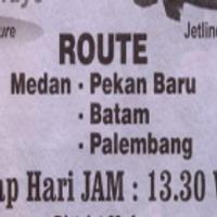 Harga Tiket Pesawat Batam Palembang Mahal