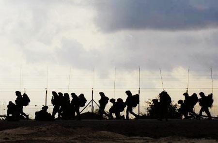 Gempuran Israel Belum Reda