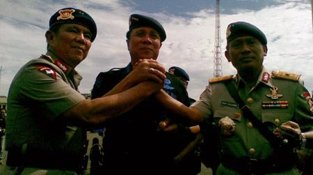 Korps Brimob Berganti Pimpinan