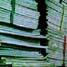 Tampak buku-buku yang dicetak oleh Arrahmah ditumpuk di gudang buku kantor Arrahmah.