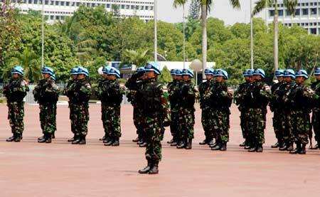 TNI Kirim Pasukan ke Libanon