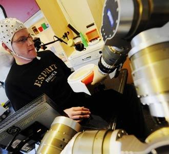 Robot Untuk Pasien Stroke