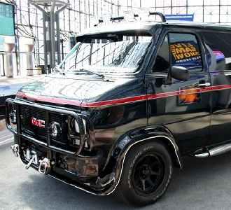 Mobil Van The A Team