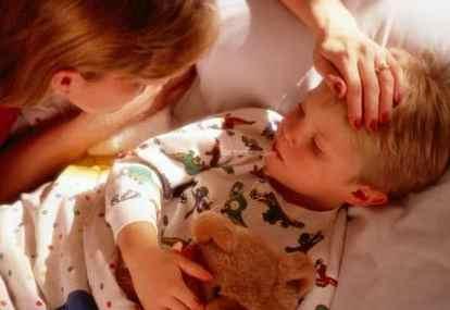 Penyakit-penyakit Anak yang Makin Parah di Malam Hari
