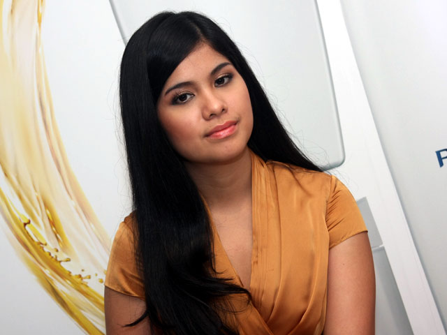 Rambut Indah Annisa Pohan