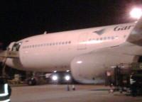 Pesawat Garuda Tertabrak Truk Cargo Di Bandara Schiphol Amsterdam