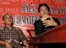Yusril menyampaikan ususlan tersebut dalam halal bi halal dan syukuran kemenangan uji materi di MK.