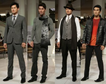 Kenzo & Ermenegildo Zegna Buka Mens Fashion Week