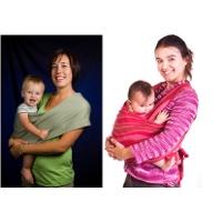 Pilih Mana Gendong Bayi di Samping atau di Depan?