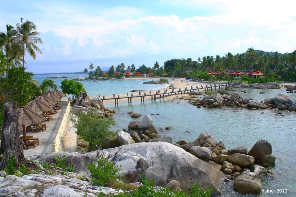 Daftar Wisata Kepulauan Bangka Belitung