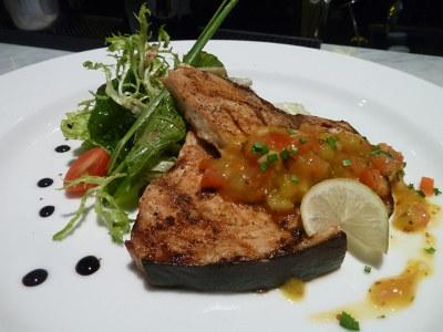 Resep Ikan: Grilled Swordfish