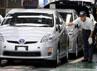 Prius tengah diproduksi di pabrik Tsutsumi Jepang. Prius bisa mencatat angka konsumsi bensin 38 km per liter. (Toyota).