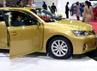 Lexus berada di urutan kedua dengan mobil hybrid CT200h. Lexus CT200h bisa melaju sejauh 34,0 km untuk per liternya. Dadan Kuswaraharja.