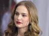 Natalie Portman yang saat ini tengah hamil berada di peringkat delapan. Michael Loccisano/Getty Images.