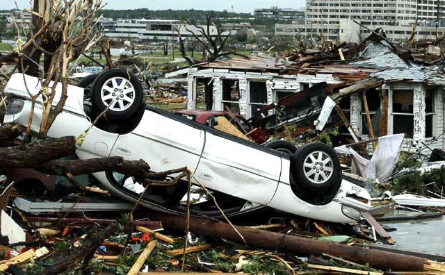 Tornado Sapu Missouri, 116 Orang Tewas