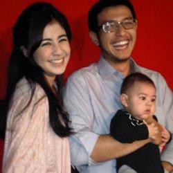 Risty Tagor dan Rifky Balweel Tak Menyesal Nikah Muda