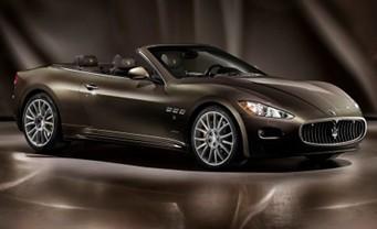 Kolaborasi Rumah Mode Fendi dengan Maserati