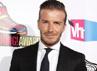 David Beckham berada di peringkat empat. Sampai saat ini, Beckham masih menjadi pesepakbola yang digandrungi kaum hawa. (Getty Images).