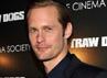 Aktor asal Swedia Alexander Skarsgard berada di peringkat tujuh. Namanya semakin populer setelah tampil di serial True Blood. (Getty Images).