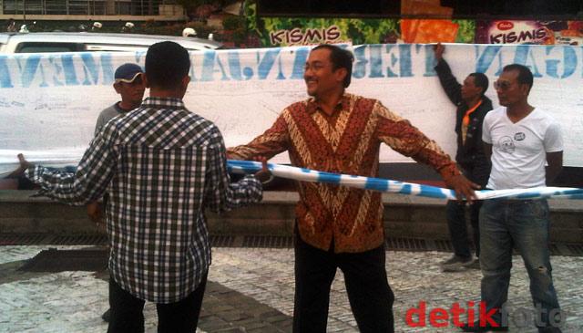 Peringatan Bom Bali di Bundaran HI