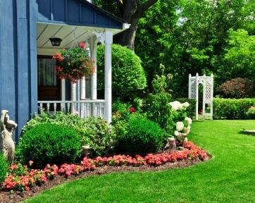 Ini Dia Manfaat Memiliki Taman Di Rumah