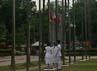 Bendera pertama yang dinaikkan adalah bendera Filipina. Setelah Filipina, kemudian diikuti pengibaran bendera Vietnam, Singapura, Timor Leste, Brunei Darussalam, Thailand dan Malaysia. Setiap pengibaran bendera diselingi jeda 10 menit. Suci Dian Firani/detikcom.