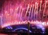 Acara pembukaan di Gelora Sriwijaya, Jakabaring Sports City, ini dibuka sekitar pukul 19.15 WIB. Pesta kembang api jadi salah satu menu pembuka acara spektakuler ini.