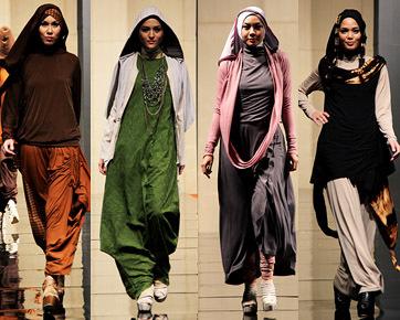 Up2date Rilis Busana Muslim Urban & Rustic