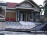 Rumah Roosmalena, anggota DPRD Kotawaringin Barat, Kalimantan Tengah juga dirusak massa. Jony/Pembaca.
