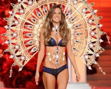 Hamil, Alessandra Ambrosio Diet Demi Victorias Secret