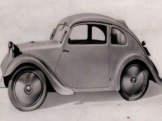 Hitler Curi Konsep Vw Beetle Dari Insinyur Yahudi