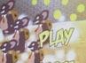 Fahma Waluya mempraktekan games antikorupsi di sela-sela jumpa pers KPK. Ramses/detikcom.