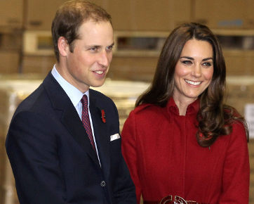 Kate Middleton Posesif, Pangeran William Kesal
