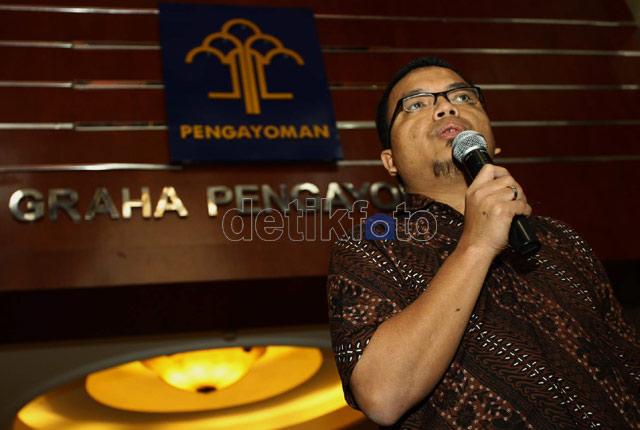 Denny Pergoki Nazar, Nasir & Pengacara Rosa di Cipinang
