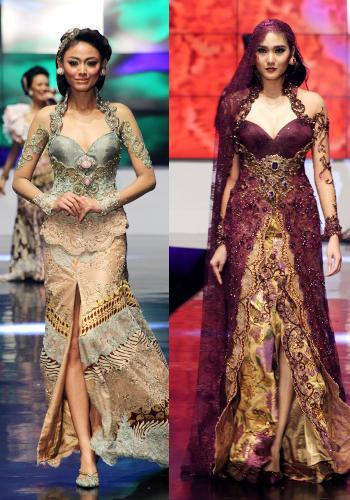 9 Karya Terbaru Anne Avantie di Indonesia Fashion Week 2012 1