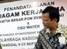 Sebagai produk minum air sehat, OSO Water pernah menjadi air minum resmi Sea games Indonesia ke-26 Tahun 2011 yang diselenggarakan di jakarta dan Palembang. (Martin)