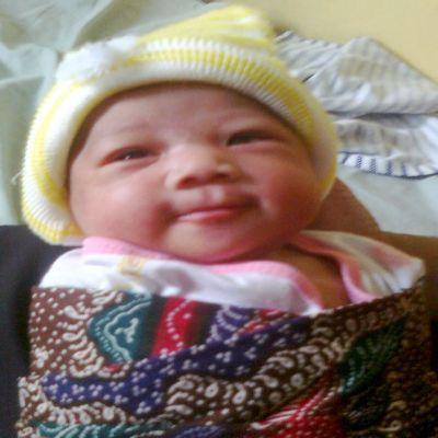 Andita Anggraini, 11 Hari; Perempuan; f