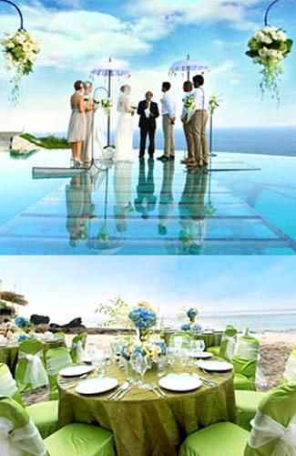 9 Tempat Pernikahan Romantis di Bali 10