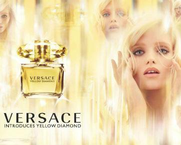 Aroma Segar dari Parfum Terbaru Versace