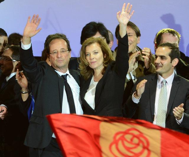 Pemimpin Sosialis Hollande Jadi Presiden Prancis