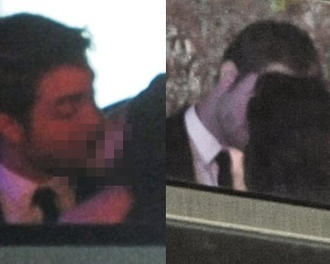 Robert Pattinson & Kristen Stewart Kepergok Ciuman di Pesta