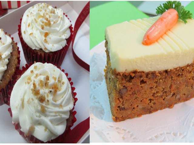 <i>Carrot Cake</i> Enak ini Ada di Jakarta