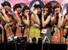 Mereka akan manggung untuk pertama kalinya tepat di keesokan harinya, Sabtu (9/6/2012).