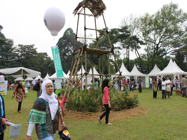 <i>Bogor Organik Fair</i> Kembali Hadir dengan Meriah